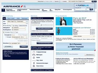 Air France 5 Euro Gutschein!
