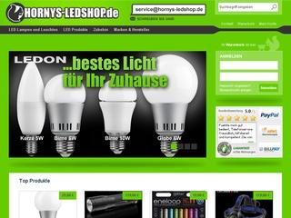 Versandkosten sparen! Hornys LED Shop -  LED Lampen & LED Leuchtmittel