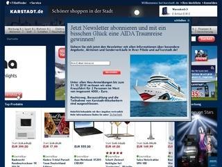 Karstadt: Badekollektion 20% Reduziert