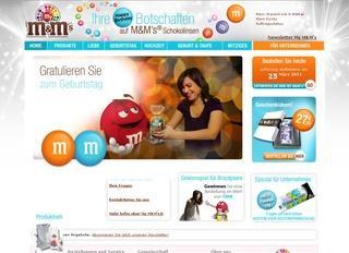 M&M's neue Sorte: Anisgrün -10% Gutscheincode