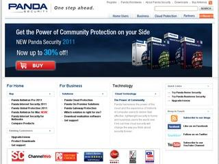 Bis 30% Rabatt bei Panda Internetschutz
