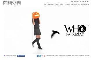 Schuhe von Patrizia Pepe um 30% reduziert!