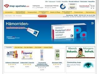 5 EURO Gutschein bei shop-apotheke.com einlösen!