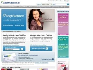 Weight Watchers 25€ Gutschein!